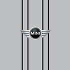 Mini Cooper Crystal Silver by N1K0VE
