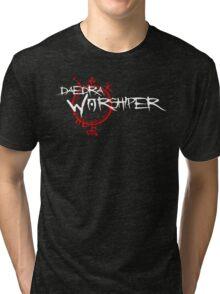 Daedra Worshiper V2 Tri-blend T-Shirt