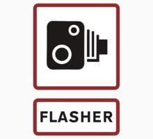 Caution - Flasher! by CtrlFreak