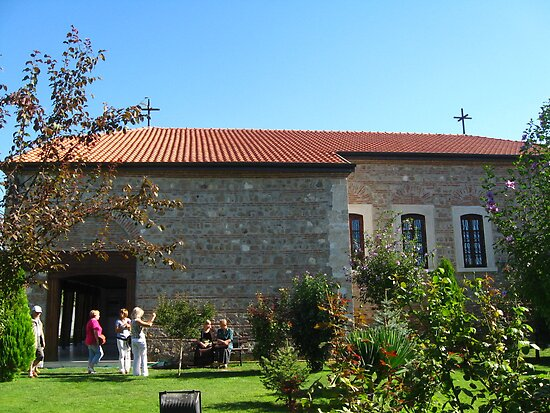 Sts Constantine and Helena Church by Maria1606