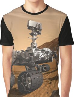 Mars Rover - Next Generation  Graphic T-Shirt