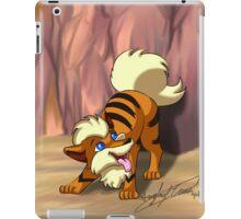 #58 Growlithe iPad Case/Skin
