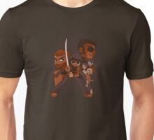 Michonne Pilgrim Unisex T-Shirt