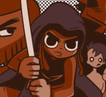 Michonne Pilgrim Sticker