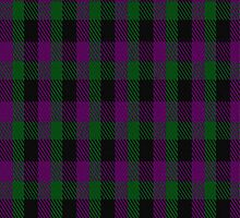 00965 Wilson's No. 185 Fashion Tartan Fabric Print Iphone Case by Detnecs2013