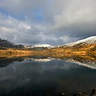Llyn Cwmystradllyn Lake - Porthmadog by Simon Pattinson