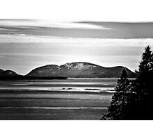 Frenchman Bay Photographic Print