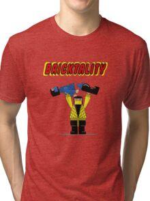 BRICKTALITY!! Tri-blend T-Shirt