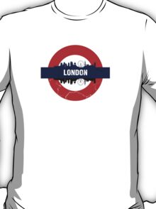 London Above and London Below T-Shirt