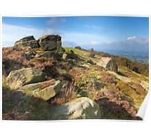 Otley Chevin Poster