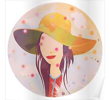 Picture Disc Poster