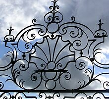 Abbey Gate Decoration by lezvee