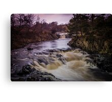 Low Force Canvas Print