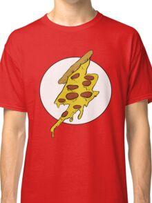 The Flash - Pizza Classic T-Shirt