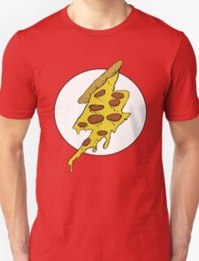 The Flash - Pizza T-Shirt