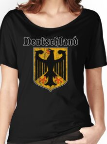 Deutschland Women's Relaxed Fit T-Shirt