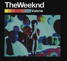 The Weeknd - Valerie  by Jdoum