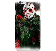 Jason Vorhees- camp crystal lake iPhone Case/Skin