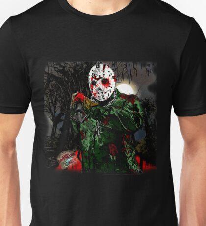Jason Voorhees- camp crystal lake Unisex T-Shirt