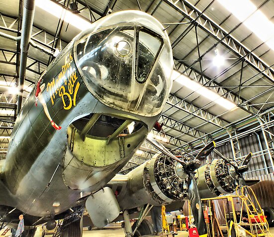 Sally B  Winter Service 2013 - HDR by Colin J Williams Photography