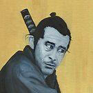 Yojimbo by Conrad Stryker