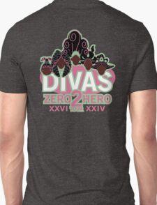 DIVAS - Zero 2 Hero Tour Unisex T-Shirt