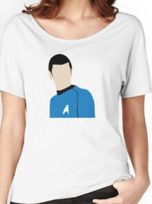 Highly Logical Spock Women's Relaxed Fit T-Shirt