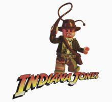 Indiana Jones - Lego version by erFreddo