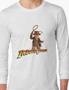 Indiana Jones - Lego version Long Sleeve T-Shirt