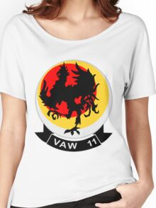 VAW-11 Early Elevens Women's Relaxed Fit T-Shirt