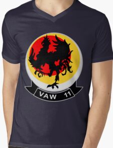 VAW-11 Early Elevens Mens V-Neck T-Shirt