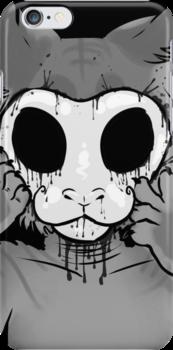 Behind The Mask by farorenightclaw