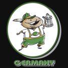 Germany by HolidayT-Shirts