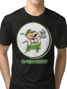 Germany Tri-blend T-Shirt