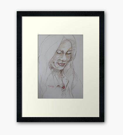 Semper Fi Framed Print