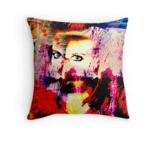 it's all in the eyes, all you have to do is look.  Throw Pillow