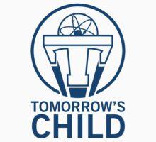 Tomorrow's Child - Blue Kids Tee