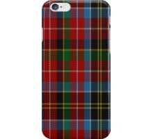 00969 Wilson's No. 190 Fashion Tartan Fabric Print Iphone Case iPhone Case/Skin