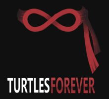 Turtles Forever (Red) by FOEMerch