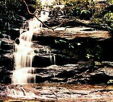 Waterfall by Gordge-us