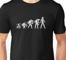 The Evolution of Nintendo Unisex T-Shirt