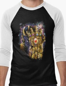 Infinite Power Men's Baseball ¾ T-Shirt