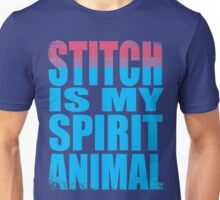 Stitch is my Spirit Animal Unisex T-Shirt