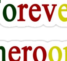 Forever Cameroonian  Sticker