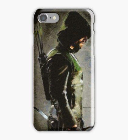Arrow TV Show Ipod or Iphone Case iPhone Case/Skin