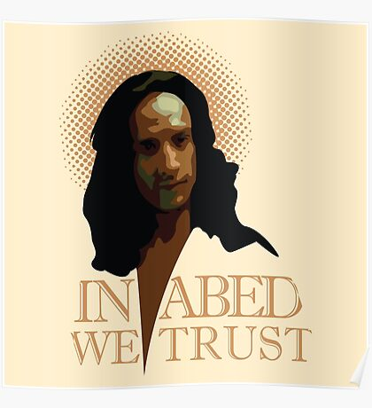 In Abed We Trust Poster