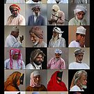 FACES OF OMAN by Michael Sheridan