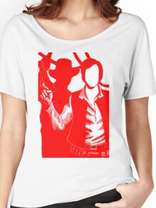 Han Solo - Indiana Jones Women's Relaxed Fit T-Shirt