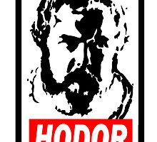 Obey Hordor by Brantoe