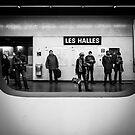 Paris Signature Series Metro 4/15 by lesslinear